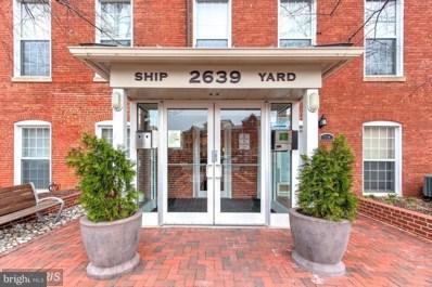 2639 Boston Street UNIT 206, Baltimore, MD 21224 - MLS#: 1001975662