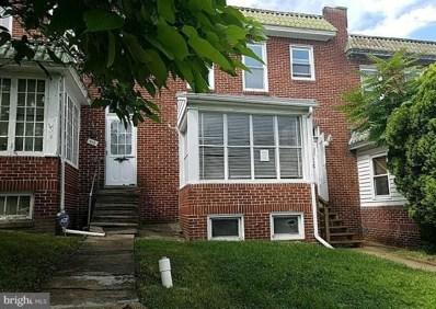 614 Radnor Avenue, Baltimore, MD 21212 - MLS#: 1001975854
