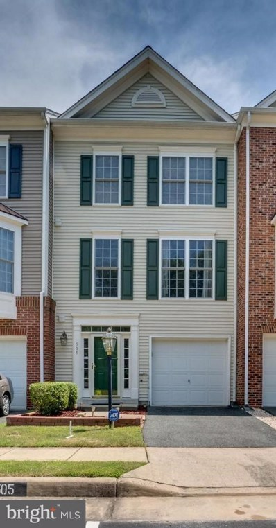 505 Galway Lane, Stafford, VA 22554 - MLS#: 1001976886