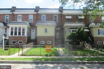 4015 Garrison Avenue W, Baltimore, MD 21215 - MLS#: 1001976918