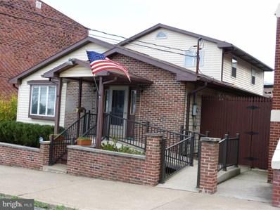 113 S Catawissa Street, Mahanoy City, PA 17948 - MLS#: 1001977527