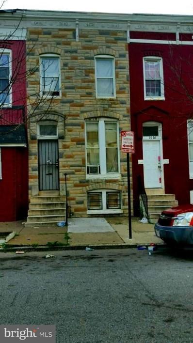 1914 Payson Street, Baltimore, MD 21217 - #: 1001977854