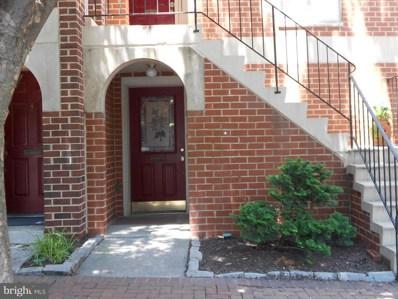 6 Lee Street W UNIT R64, Baltimore, MD 21201 - #: 1001977950