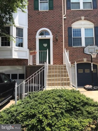 510 Beacon Hill Terrace, Gaithersburg, MD 20878 - MLS#: 1001979070
