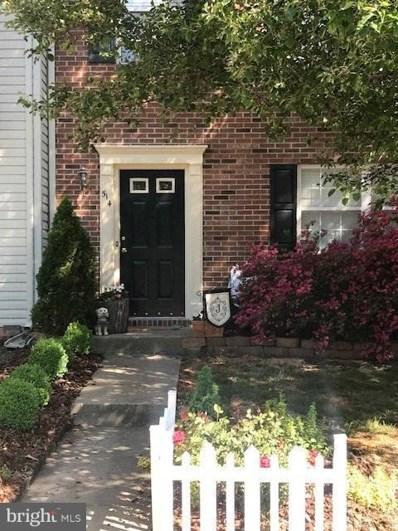 514 Clint Lane, Fredericksburg, VA 22405 - MLS#: 1001979140