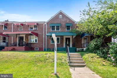 840 Wildwood Parkway, Baltimore, MD 21229 - MLS#: 1001979372