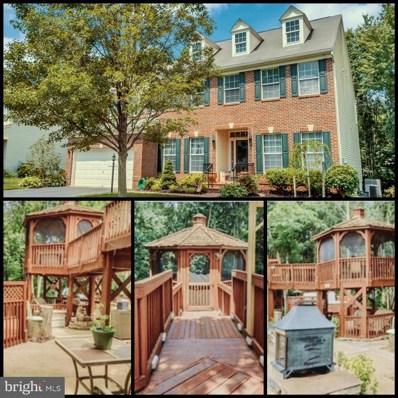 15714 Marbury Heights Way, Dumfries, VA 22025 - MLS#: 1001979374