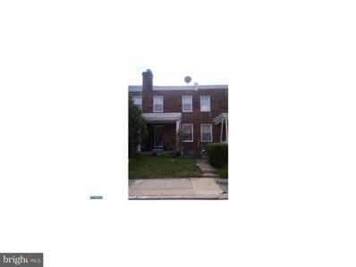 262 Sparks Street, Philadelphia, PA 19120 - MLS#: 1001979560