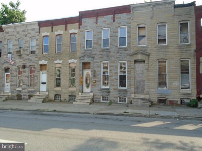 2310 Druid Hill Avenue, Baltimore, MD 21217 - MLS#: 1001979564