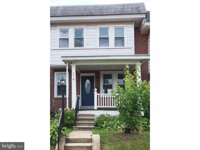 314 W Wood Street, Norristown, PA 19401 - MLS#: 1001979778