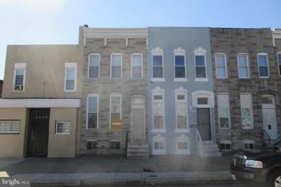 2003 Wilkens Avenue, Baltimore, MD 21223 - MLS#: 1001979848