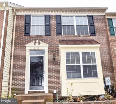 3318 Betterton Circle, Abingdon, MD 21009 - MLS#: 1001979862