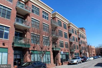 1500 Thames Street UNIT 306, Baltimore, MD 21231 - MLS#: 1001980018