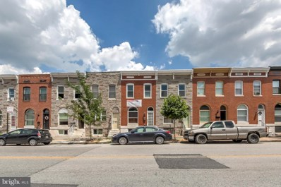 113 East Avenue S, Baltimore, MD 21224 - #: 1001980092