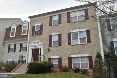 20252 Shipley Terrace UNIT 101-6C, Germantown, MD 20874 - MLS#: 1001980504