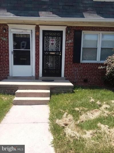 2518 Iverson Street, Temple Hills, MD 20748 - MLS#: 1001980756
