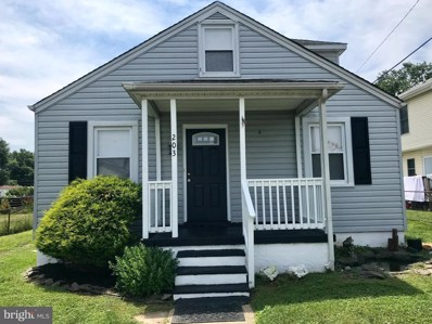 203 Woodwell Road, Baltimore, MD 21222 - MLS#: 1001980758