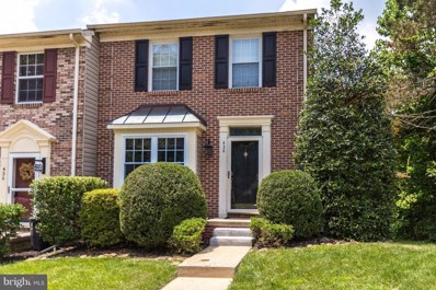 434 Oakton Way, Abingdon, MD 21009 - MLS#: 1001983626