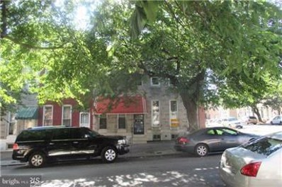 1640 Bond Street, Baltimore, MD 21213 - MLS#: 1001983740