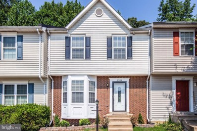 1204 Kings Crest Drive, Stafford, VA 22554 - MLS#: 1001984328