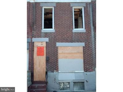 812 E Madison Street, Philadelphia, PA 19134 - #: 1001984620