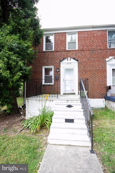 315 Charter Oak Avenue, Baltimore, MD 21212 - MLS#: 1001984788