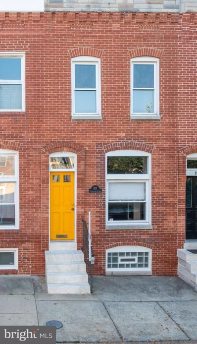 927 Linwood Avenue, Baltimore, MD 21224 - MLS#: 1001985258