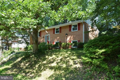 2804 Hunter Road, Fairfax, VA 22031 - #: 1001986026