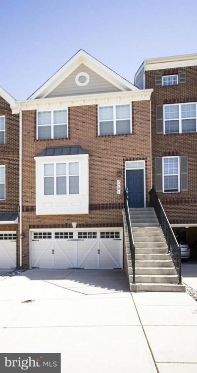 7751 Crystal Brook Way, Hanover, MD 21076 - MLS#: 1001986322