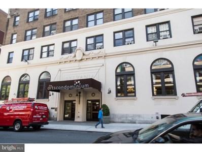 1324 Locust Street UNIT 1523, Philadelphia, PA 19107 - #: 1001987514