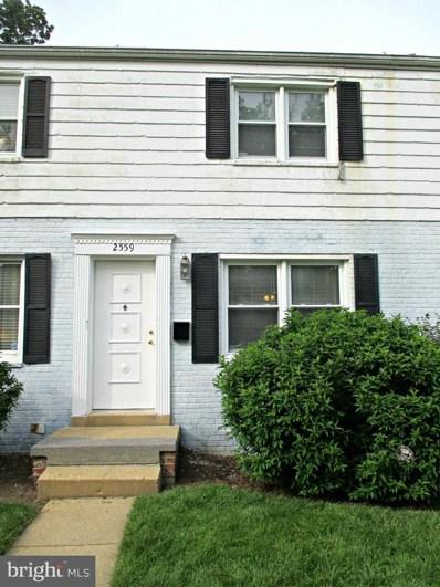 2559 Colebrooke Drive, Temple Hills, MD 20748 - MLS#: 1001988068