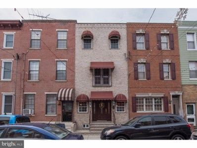 1326 S 10TH Street, Philadelphia, PA 19147 - MLS#: 1001988266