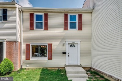 15509 Plaid Drive, Laurel, MD 20707 - MLS#: 1001988554
