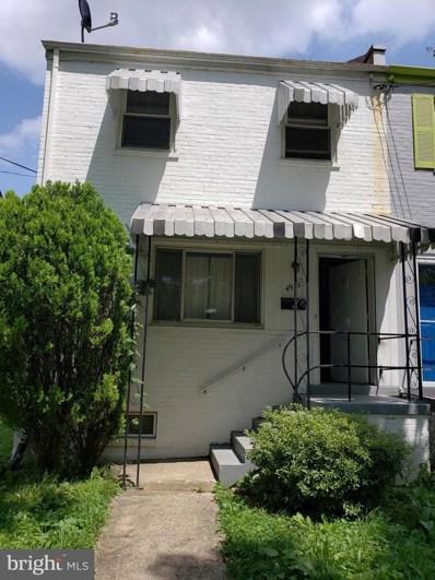 4921 12TH Street NE, Washington, DC 20017 - MLS#: 1001988636
