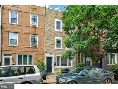 1013 Montrose Street, Philadelphia, PA 19147 - MLS#: 1001988890