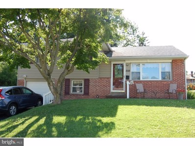 228 Warren Boulevard, Broomall, PA 19008 - MLS#: 1001989096