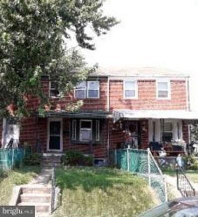 7932 Kavanagh Road, Baltimore, MD 21222 - MLS#: 1001991876