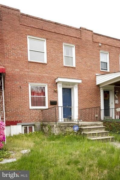 1015 43RD Street, Baltimore, MD 21211 - MLS#: 1001992828