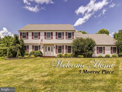 3 Monroe Place, Cranbury, NJ 08512 - #: 1001992968