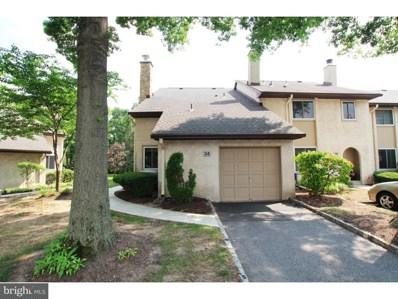34 Thoreau Drive, Plainsboro, NJ 08536 - MLS#: 1001993054