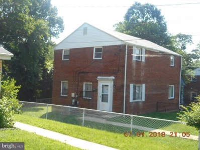619 71ST Avenue, Capitol Heights, MD 20743 - MLS#: 1001994486