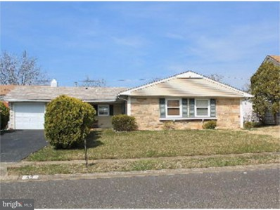 45 Earnshaw Lane, Willingboro, NJ 08046 - MLS#: 1001994778