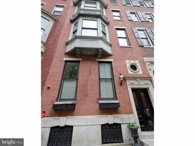 1724 Spruce Street UNIT 3, Philadelphia, PA 19103 - #: 1001995326