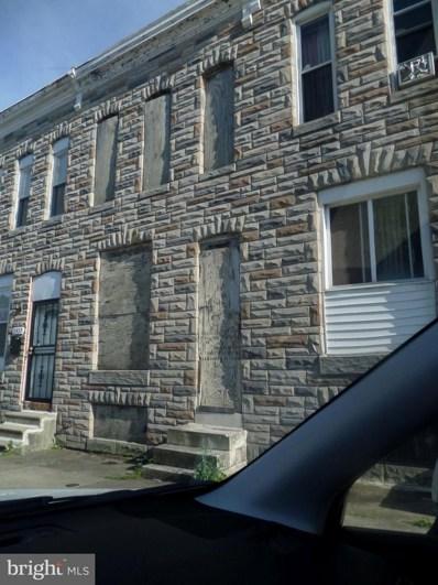 2435 Hoffman Street E, Baltimore, MD 21213 - MLS#: 1001995330