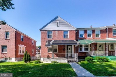 3239 Yosemite Avenue, Baltimore, MD 21215 - MLS#: 1001995632