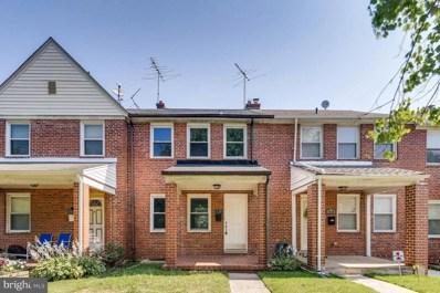 1628 Belvedere Avenue, Baltimore, MD 21239 - MLS#: 1001995652