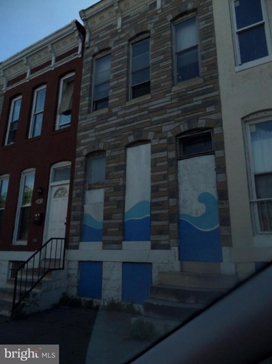1420 Aisquith Street, Baltimore, MD 21202 - MLS#: 1001995816
