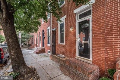 1221 William Street, Baltimore, MD 21230 - MLS#: 1001996174