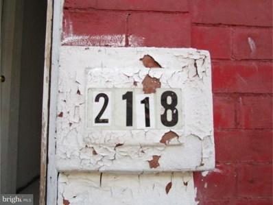 2118 N Marston Street, Philadelphia, PA 19121 - #: 1001996366