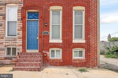 1326 Broadway, Baltimore, MD 21213 - MLS#: 1001996482